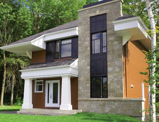 Галерея домов с использованием Smart Side фото 16