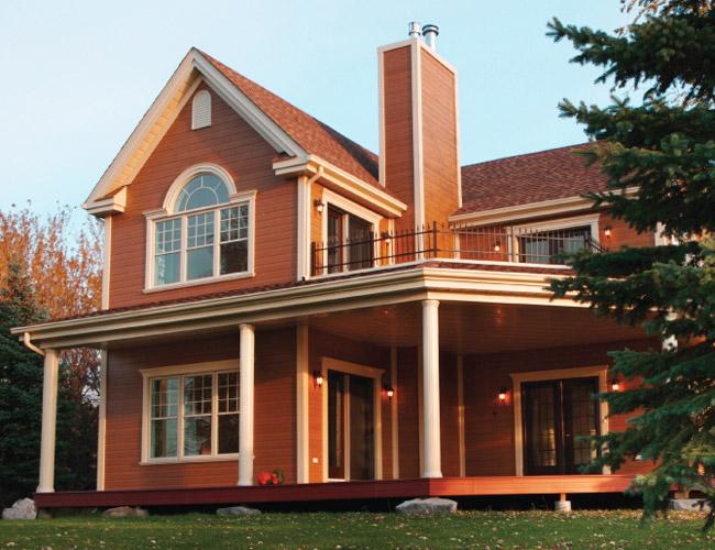 Галерея домов с использованием Smart Side фото 17